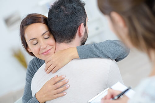 In fact, family therapy is an important part of rehab.